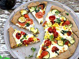 Step by Step Gluten Free Pizza Crust Recipe (Video)