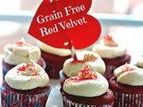 Sugar Free Red Velvet Cupcakes, Keto Friendly, Low Carb