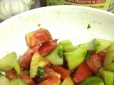 Fast Heart Healthy Tomato Salad