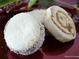 Alfajores and Spirals: This year's Christmas Cookies