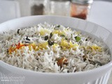 Sri's Vegetable Biryani