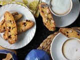 Almond, Citrus & Currant Biscotti