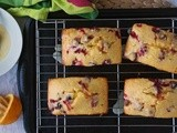 Cranberry-Orange Cornmeal Quick Bread