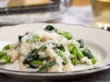 Fava Bean & Ramp Risotto