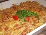 Macaroni Cheese Pasta Bake