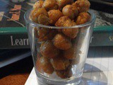 Taste & Create 2: Curried, Roasted Chickpeas