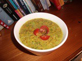 Taste & Create: The Life and Loves of Grumpy's Honeybuch's Broccoli Dal