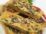 French Toast Finger Indian Style for Kids