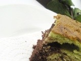 Kek Chocolate Perisa Pudina-Chocolate Mint Cake