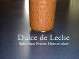 Easy Dulce de Leche in a Slow Cooker
