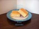Easy Gluten Free Cornbread Recipe