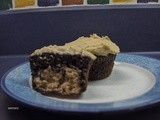 Gluten Free Chocolate Peanut Butter Cupcakes Recipe