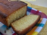 Gluten Free Glazed Lemon Bread Recipe
