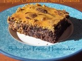 Gluten Free Pumpkin Cheesecake Brownies Recipe