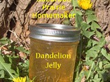Tea for Tuesday - Spring Flower Jelly Recipes
