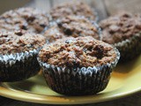 Diet begins!… Healthy and Delicious Raisin Muffins