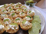 Key Lime Mini Pies