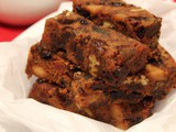 Traditional Dark Christmas Cake