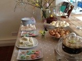 The Perfect Easter Afternoon Tea