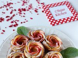 Baked Apple Roses
