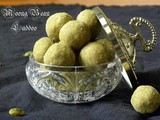Nutritious Moong Bean Laddoo