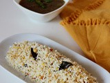 Varutha Arisi Sojji / Roasted Rice Upma