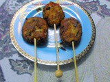 Chinese Paneer Lollipop Sticks Recipes in Marathi