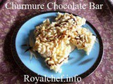Churmure Chocolate Bar Recipe in Marathi