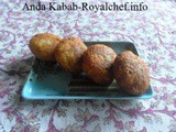 Crispy and Delicious Anda Kabab