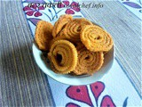 Crispy and Delicious Butter Chakli Recipe in Marathi