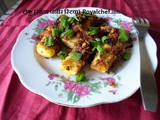 Crispy Fried Tofu Paneer Sticks Recipe in Marathi