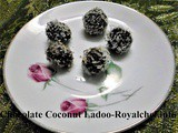 Delicious Chocolate Coconut Ladoo Recipe in Marathi