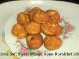 Delicious Soft Sweet Mango Appe