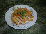 French Fries Recipe in Marathi