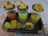 Fruit Pani Puri