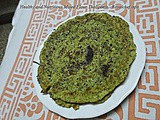 Healthy and Nutritious Mixed Flour Thalipeeth