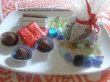 How to Gift Wrap Chocolates Recipe in Marathi