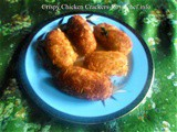 Kurkurit Chicken Crackers Recipe in Marathi