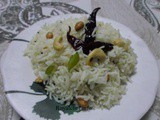 Lemon Rice Recipe in Marathi