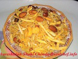 Maharashtrian Shahi Chiwda for Diwali Faral Recipe in Marathi