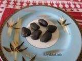 Making Dry Fruit Chocolates Marathi Recipe