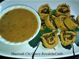Maswadi Chi Gravy Recipe in Marathi