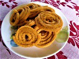 Moong Dal Chakli Recipe in Marathi