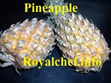 Pineapple Rice Recipe in Marathi