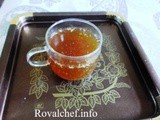 Recipe for Authentic Kashmiri Kahwa Tea