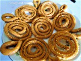 Recipe for Crispy and Spicy Jowar Flour Chakli