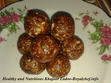 Recipe for Healthy and Nutritious Khajoor Ladoo