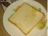 Recipe for Healthy and Nutritious Paneer Sandwich