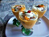 Recipe for Sweet and Delicious Mango Falooda