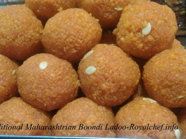 Very Good Recipes of Ladoo and Boondi Ladoo